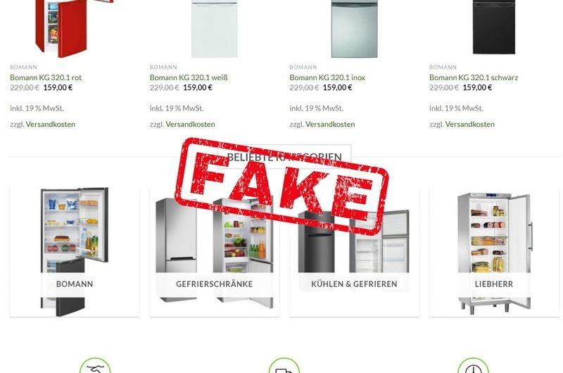 Warnung vor Onlineshop antonova-versand.de