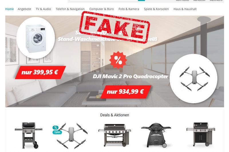 Warnung vor Onlineshop letmehome.de