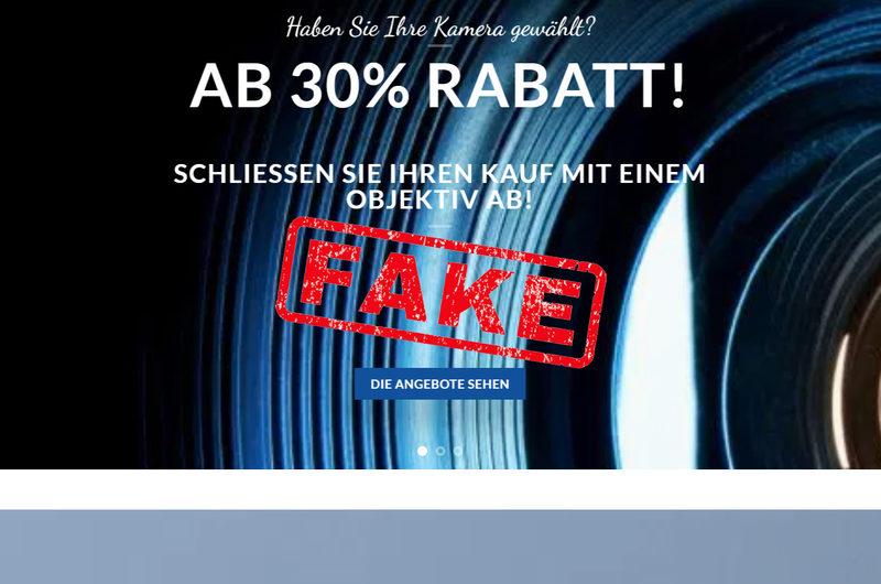 Warnung vor Onlineshop omegasrl.de