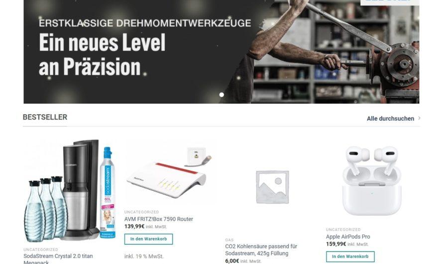 Warnung vor Onlineshop bernwald-shop.de