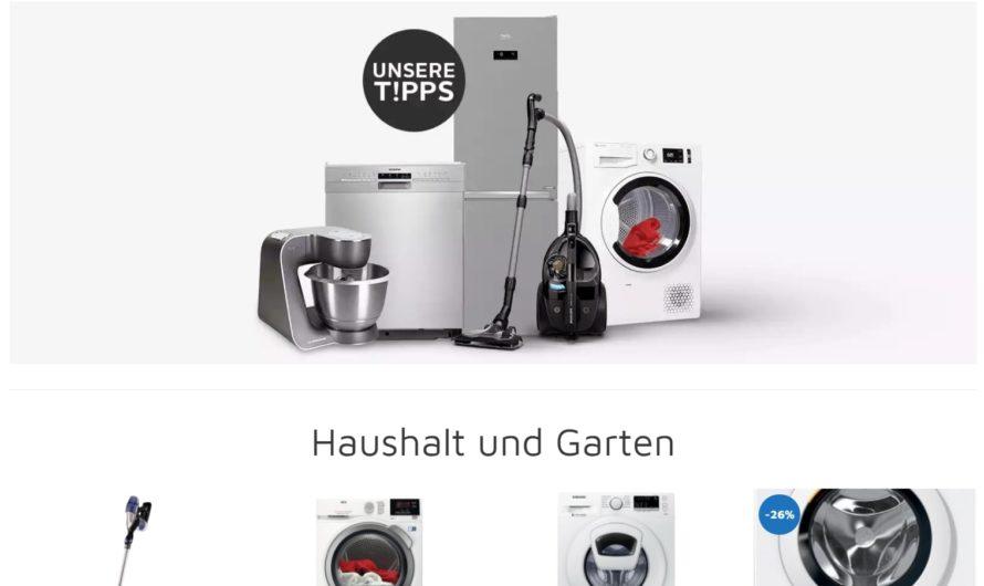 Warnung vor Onlineshop technikexpress24.de