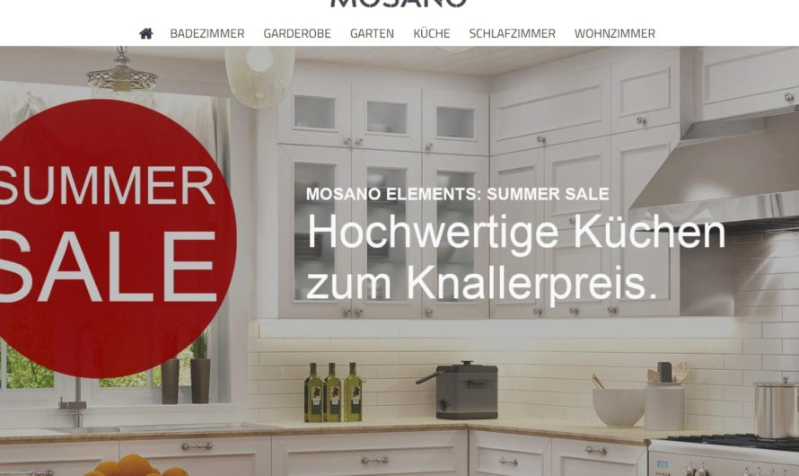 Warnung vor Onlineshop mosano.de